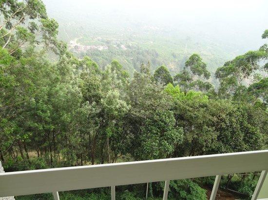 Balcony - Devonshire Greens: 4
