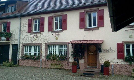 Hotel Haut-Koenigsbourg : Hotel