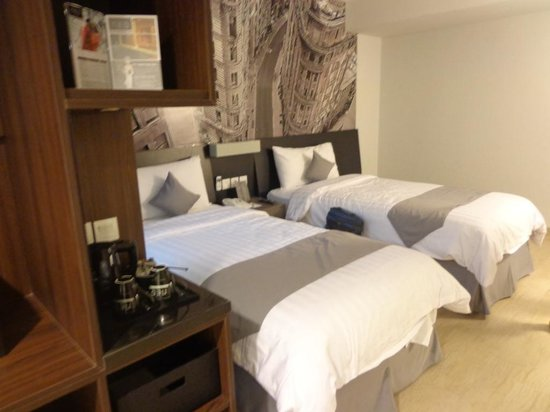 Hotel Neo Mangga Dua Square: nice room