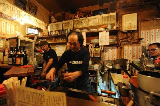 Shinjuku Golden Gai : Shop D11