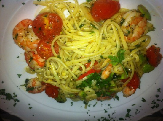 Via Napoli: Best pasta in town!