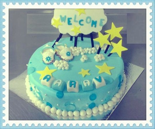 Eclair: Children Birthday Cake