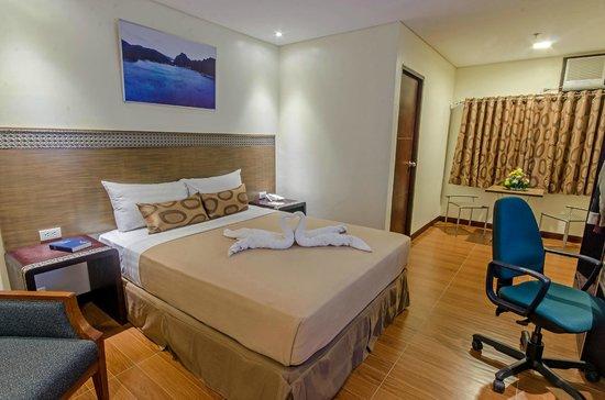 Fersal Hotel - Puerto Princesa: Deluxe Single Room