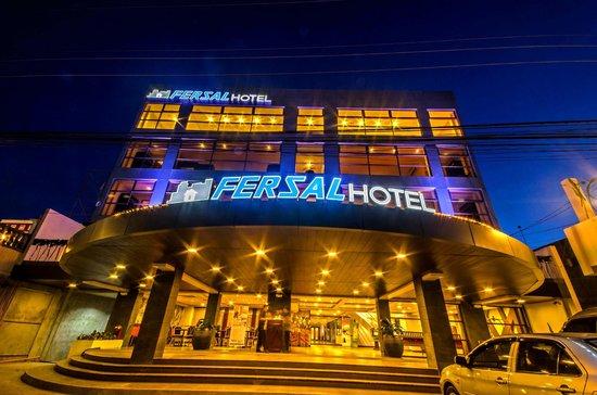 Fersal Hotel - Puerto Princesa: Fersal Hotel Facade