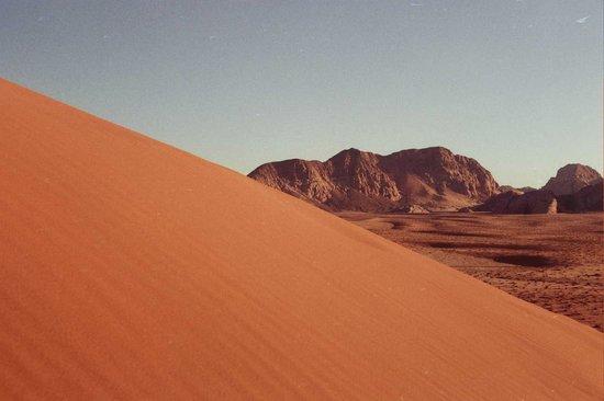 Wadi Rum Travel Camp: WADI RUM