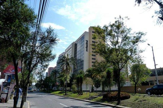 Swissotel Quito: hotel