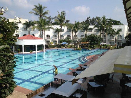 Lemon Tree Hotel, Aurangabad: Swimming pool