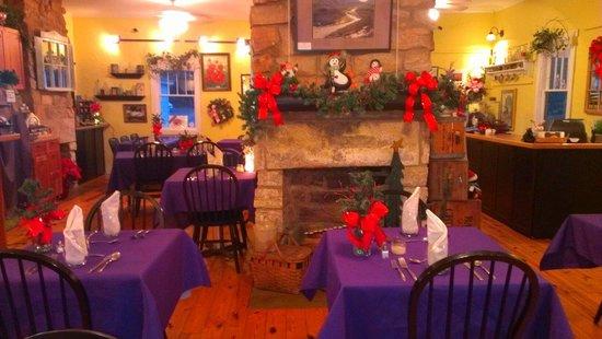 Huckleberry's: Christmas time