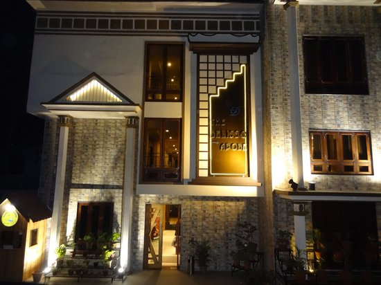 Gangtok - Delisso Abode, A Sterling Holidays Resort: exterier view of hotel