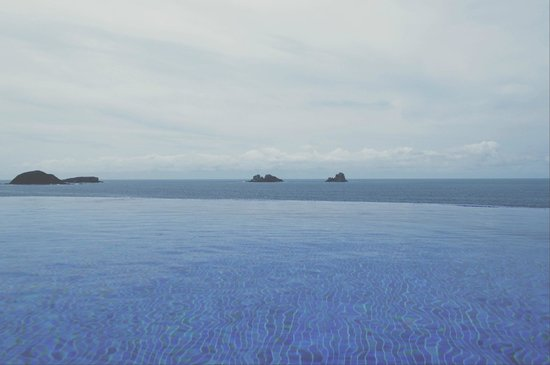 Cala de Mar Resort & Spa Ixtapa : infinity pool
