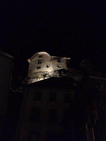 Rue, Switzerland: the view