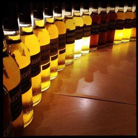Auchentoshan Distillery : Slainte