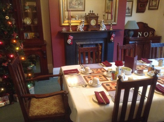 Banbury Cross Bed & Breakfast: Christmas 2013