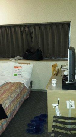 Comfort Hotel Nagasaki : 客室