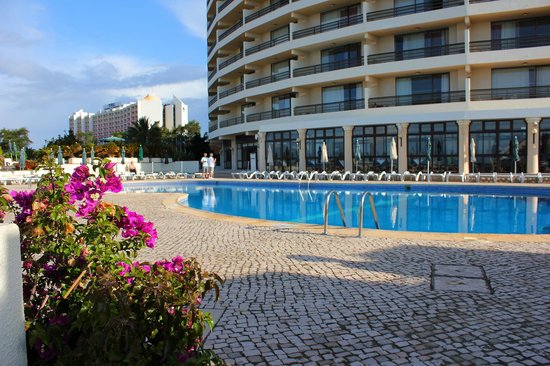 Vila Galé Ampalius: Poolbereich