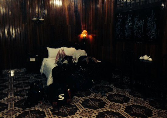 Thanh Binh II Hotel: Gorgeous and spacious bedroom.