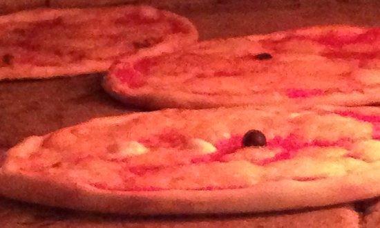 Quisisgrana Osteria Pizzeria: Pizza quisisgrana