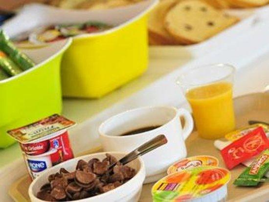 Ibis Budget Hyeres Centre Ville : Le petit-déjeuner