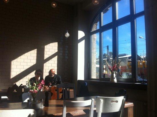 Michelberger Hotel: a colazione