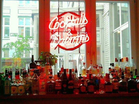 Michelberger Hotel: il bar