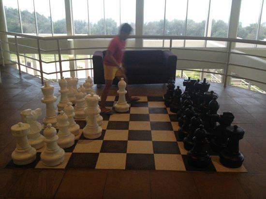 Opal Cove Resort: chess