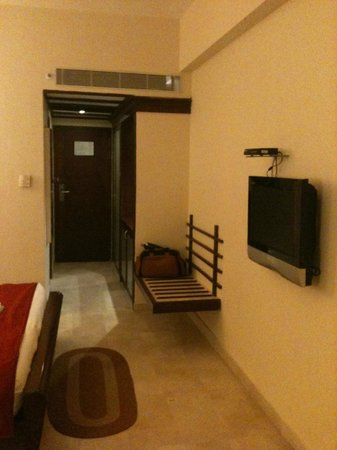 Hotel Atithi : Facilities in the rooom