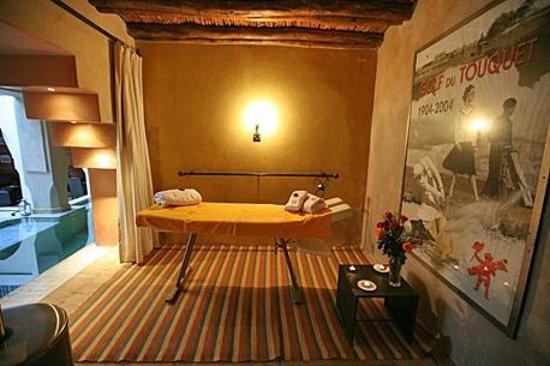 Riad Misria : Salle de massage