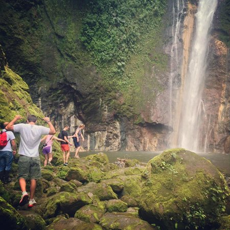 El Silencio Lodge & Spa: Local waterfall tour