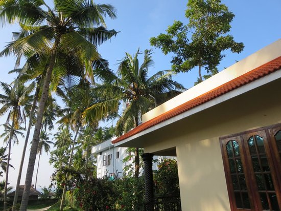 Varkala Villas: The cottage