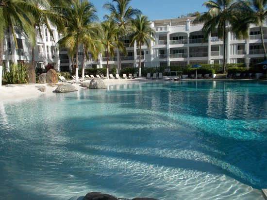 Peppers Beach Club & Spa: Lagoon Pool