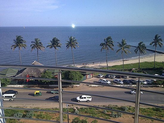 Radisson Blu Hotel & Residence, Maputo: View from our room