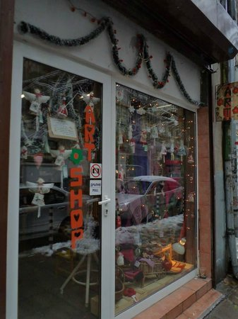 Art Shop Hand Made: Welcome to my Christmas Tale....welcome in my gallery