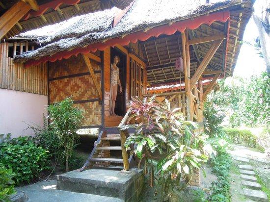 Phi Phi Relax Beach Resort: bamboo hut
