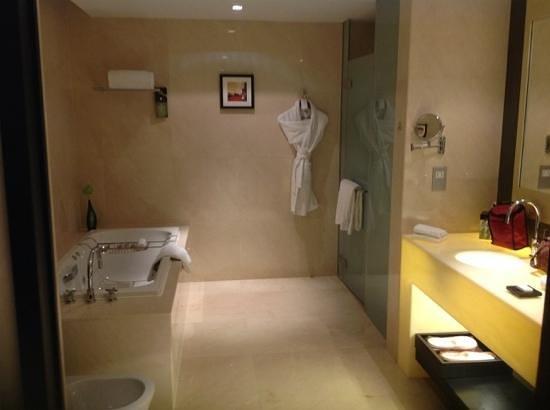 Address Dubai Mall: exec bathroom
