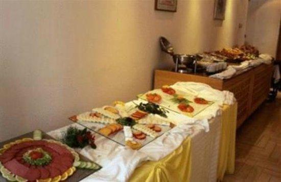 Hotel Le Pacha : Restaurant