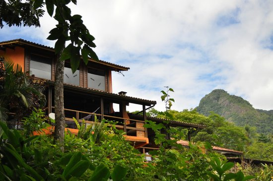 Tagomago Beach Lodge: Pousada Tagomago