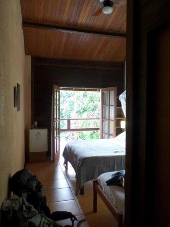 Tagomago Beach Lodge: Zimmer