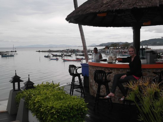 Samaya Bura: Welcoming drink on arrival