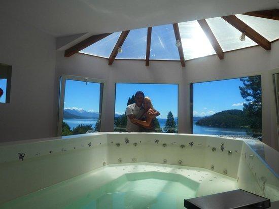 Altuen Hotel Suites&Spa: spa del hotel!!