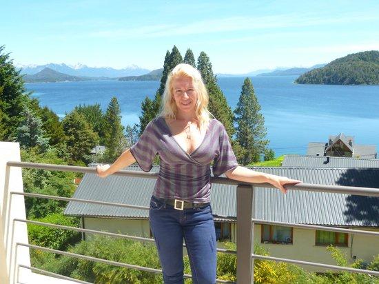 Altuen Hotel Suites&Spa: vista desde la hab, fue sacada por mi esposo