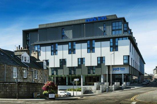 Park Inn by Radisson Aberdeen : Hotel Exterior
