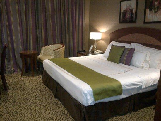 Wyndham Grand Regency Doha: Bed