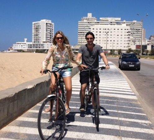 Bicicletas do Hotel Atlantico Boutique Hotel