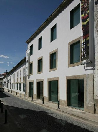 Braganca District, Portugal: Fachada principal