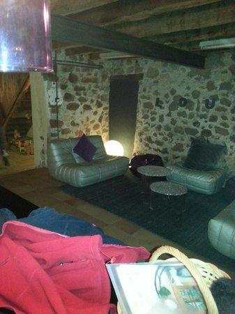 Cabanes als Arbres: Zona Lounge