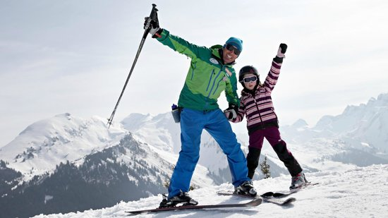 Ski with Ease - Ski School Morzine - Les Gets - Avoriaz