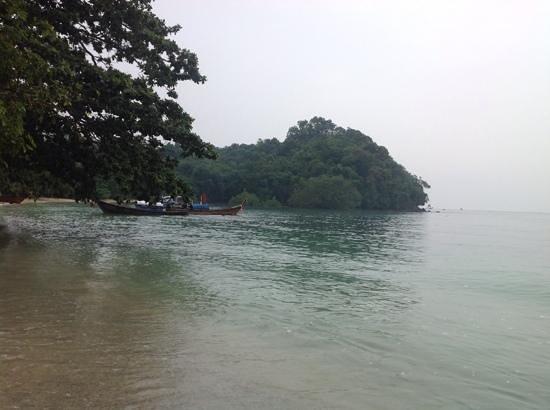 GLOW Elixir Koh Yao Yai: beach view