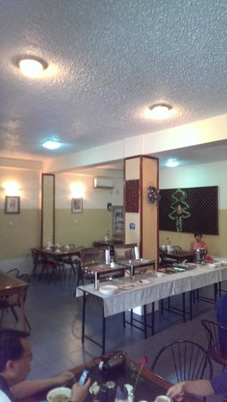 Eastern Hotel: Dining area