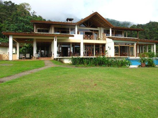 Rio Magnolia Nature Lodge: The Main House