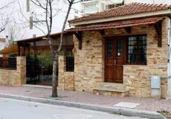 Taverna Tsardakas: Ταβέρνα ' Οινοφροντιστιριο. Έξαρχος. Τσαρδακας '